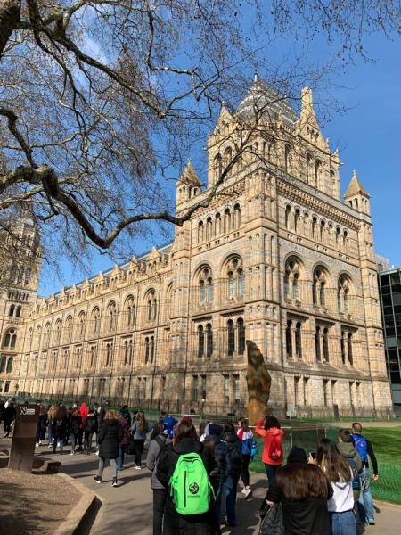London - Impressive architecture