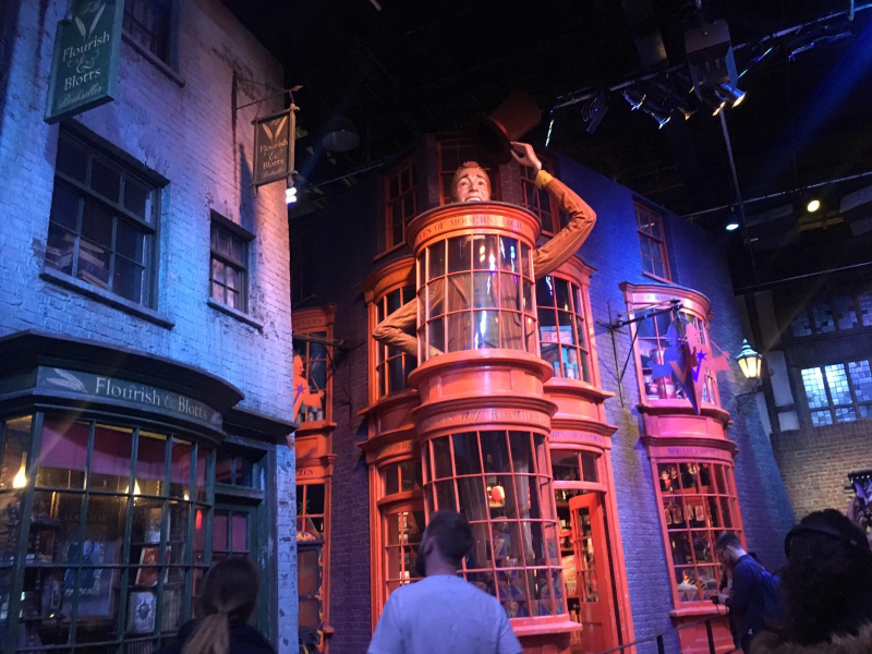 Diagon Alley London