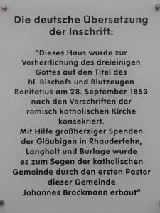 St Bonifatius dt