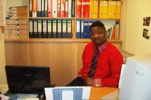 Ro Alognon. Berater in Klima- und Entwicklungspolitik